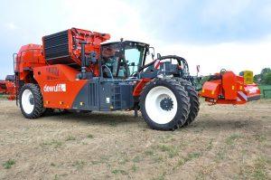 Update en kleine facelift voor de R3060 van Dewulf