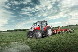 STEYR® verbetert het aanbod van utility tractoren