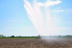 Akkerbouw: waterbeheer onmisbaar voor toekomst sector