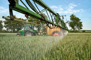 Gebruik van gewasbeschermingsmiddelen bij harde wind