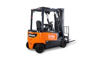 Doosan Industrial Vehicles nu onderdeel van Doosan Bobcat