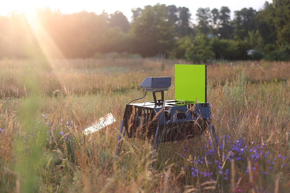 Syngenta demonstreert DIOPSIS insectenscanner op groentenplatform
