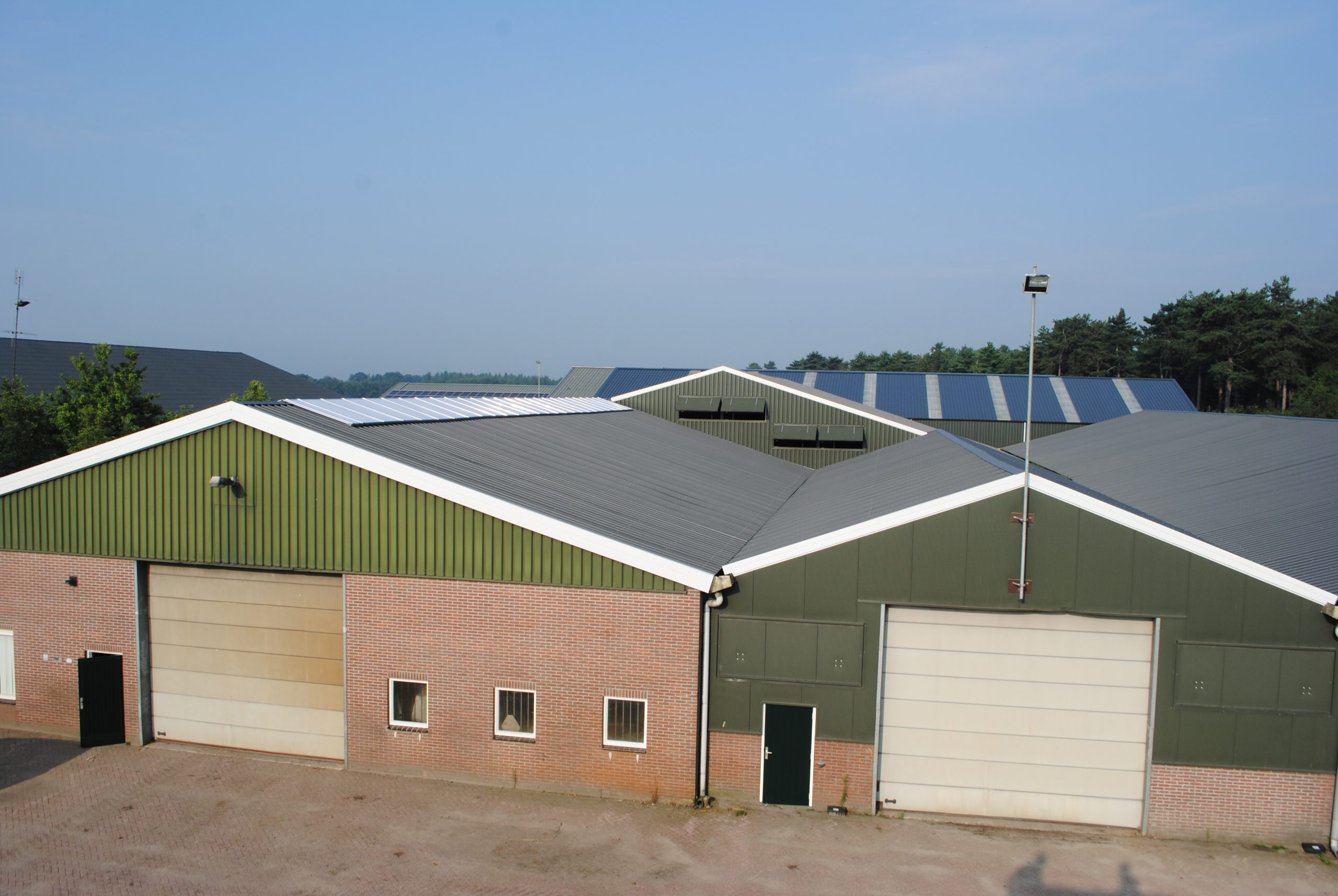 Vierduizend m2 nieuw dak voor Brabants akkerbouwbedrijf