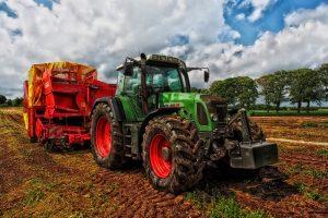 Landbouwvoertuigen nog niet geregistreerd?